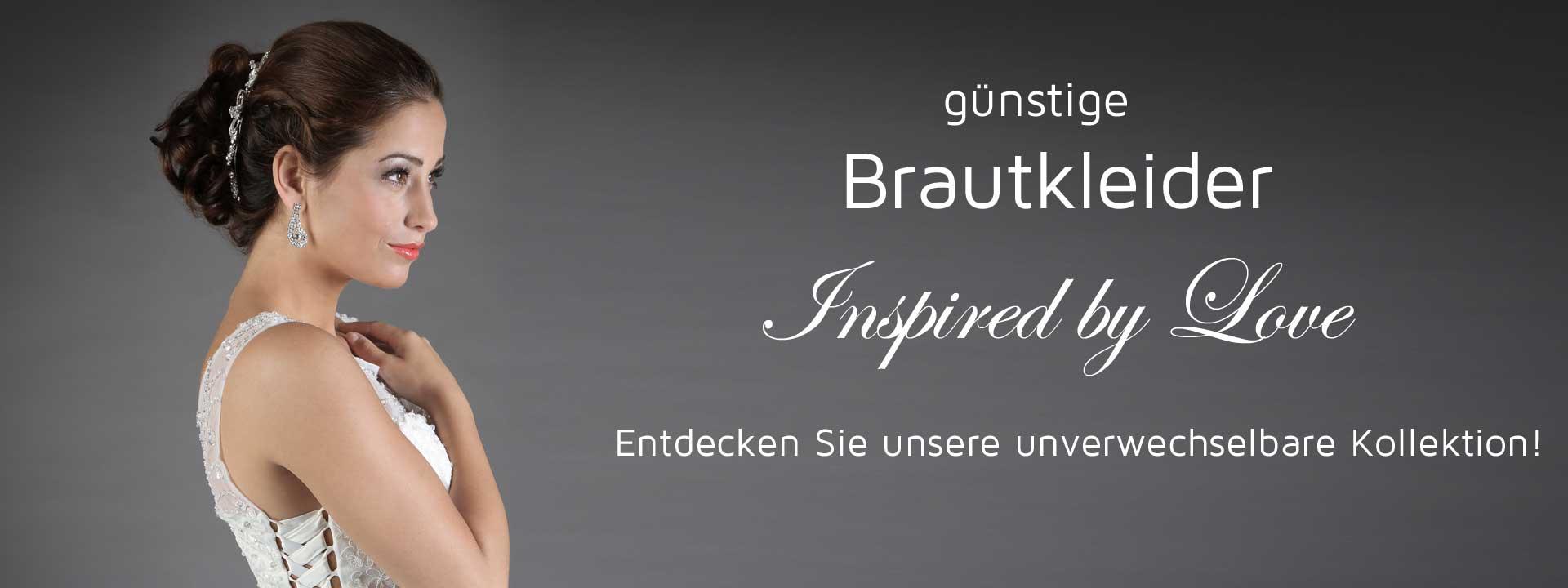 Brautkleiderkollektion 2019